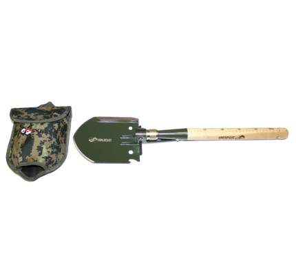 Лопата штыковая Skrab 28439 с черенком