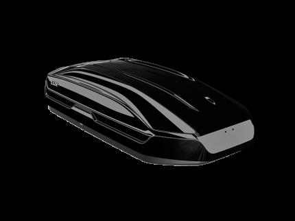Бокс на крышу автомобиля LUX TAVR 197 LUX-791989 520л черный глянцевый 197х89х40