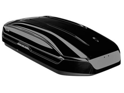 Бокс на крышу автомобиля LUX TAVR 175 LUX-791057 450л черный глянцевый 175х85х40