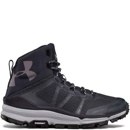 Женские ботинки Under Armour Verge Mid 1299435-016, серый, 10 US (40.5 RU)