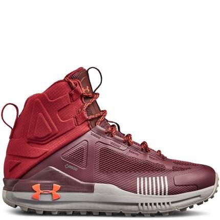 Ботинки Under Armour Verge 2.0 Mid Gore-tex, dark maroon/cardinal/radio red