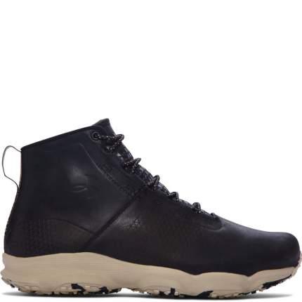 Мужские ботинки Under Armour Speedfit Hike Leather 1276371-001, красный, 11 US (44 RU)