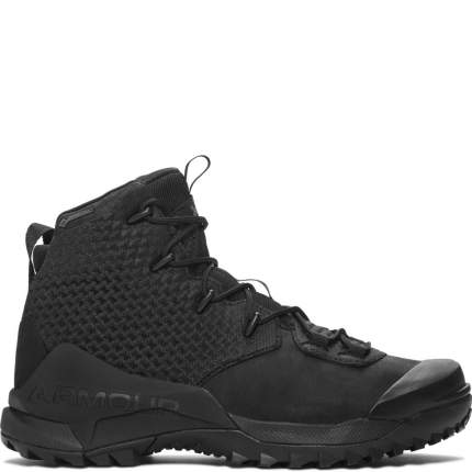 Мужские ботинки Under Armour Infil Hike Gore-tex 1276598-002 2019, черный, 10.5 US (43 RU)