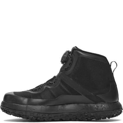 Мужские ботинки Under Armour Fat Tire Gore-tex 1262064-001, черный, 10.5 US (43 RU)