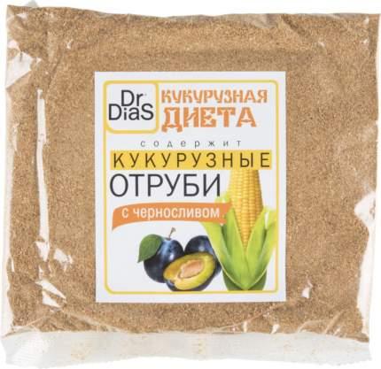 Отруби кукурузные Dr.DiaS с черносливом 180 г