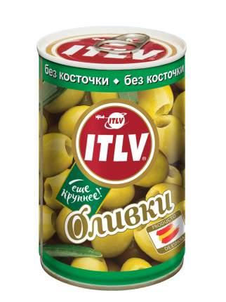 Оливки ITLV без косточки 300 г