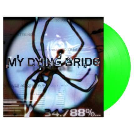 Виниловая пластинка My Dying Bride 34.788%...Complete (Coloured Vinyl)(LP)