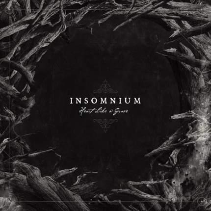 Виниловая пластинка Insomnium Heart Like A Grave (Coloured Vinyl)(2LP+CD)
