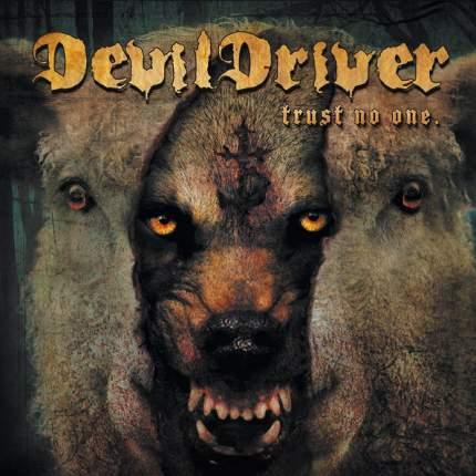 Виниловая пластинка DevilDriver Trust No One (Coloured Vinyl)(LP)