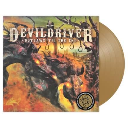 Виниловая пластинка DevilDriver Outlaws 'Til The End, Vol.1 (Coloured Vinyl)(LP)