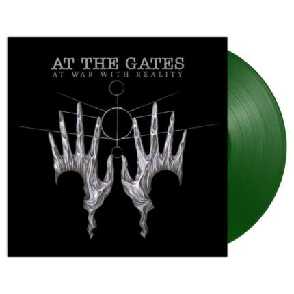 Виниловая пластинка At The Gates At War With Reality (Coloured Vinyl)(LP)