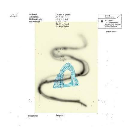 Виниловая пластинка Recondite Dwell (Coloured Vinyl) (2LP)