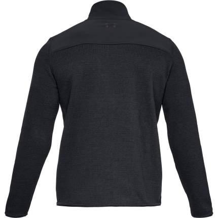 Толстовка Under Armour Specialist 2.0 Fleece Full Zip, 001 черная, SM