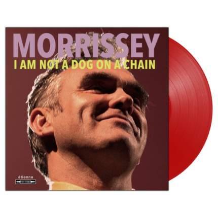Виниловая пластинка Morrissey I Am Not A Dog On A Chain (Coloured Vinyl)(LP)