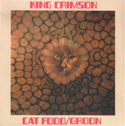 "Виниловая пластинка King Crimson Cat Food - Groon (10"" Vinyl Single)"