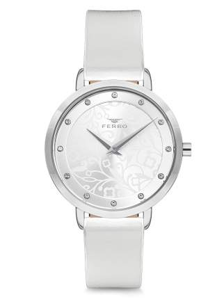 Наручные часы женские кварцевые FERRO, F2985BWT-A