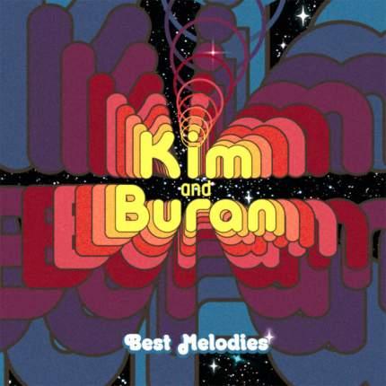 Виниловая пластинка Kim And Buran Best Melodies (LP)