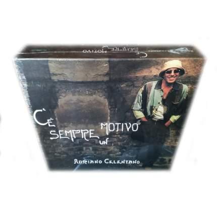 Виниловая пластинка Adriano Celentano C'e' Sempre Un Motivo (Picture Disc) (LP+CD+DVD)