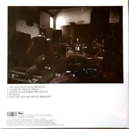 """Виниловая пластинка Arctic Monkeys Who The Fuck Are Arctic Monkeys? (10"""" Vinyl EP)"""