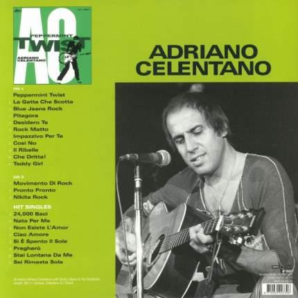 Виниловая пластинка Adriano Celentano Peppermint Twist & More (LP)