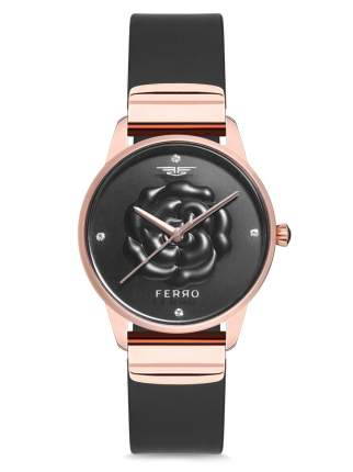 Наручные часы женские кварцевые FERRO, F21017BWT-R