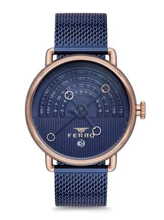 Наручные часы женские кварцевые FERRO, F1995CWT-T