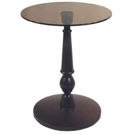 Журнальный столик Мебелик Рио 1 175 50х50х61 см, венге