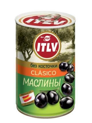 Маслины ITLV clasico без косточки 280 г