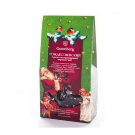 Чай черный Gutenberg Рождественский 100 г
