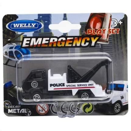 Полицейская техника Welly 98630 в ассортименте