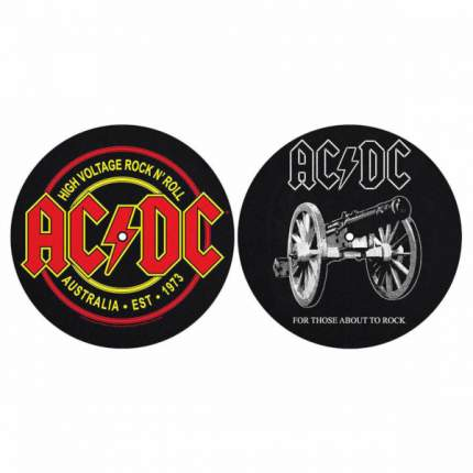 Слипмат AC/DC - For Those About To Rock + High Voltage