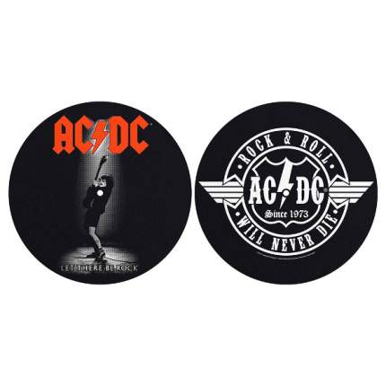 Слипмат AC/DC - Let There Be Rock + Rock & Roll Will Never Die