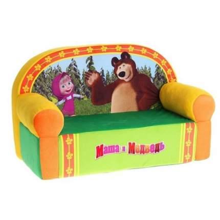 Детский Диванчик СмолТойс Маша и Медведь
