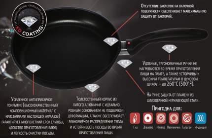 Сковорода Swiss Diamond sd6418 try me 18x6 см