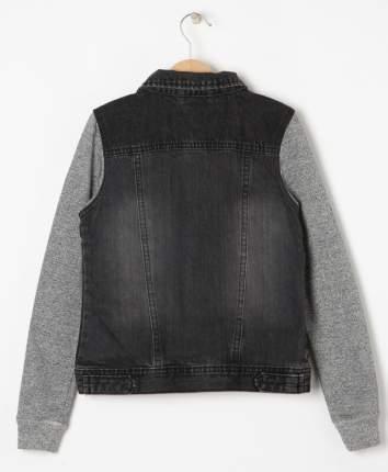 Куртка для мальчика PEPPERT'SKS-7 черный р.116