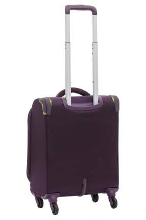 Чемодан Delsey Flight Lite Spinner 53 Exp purple S+