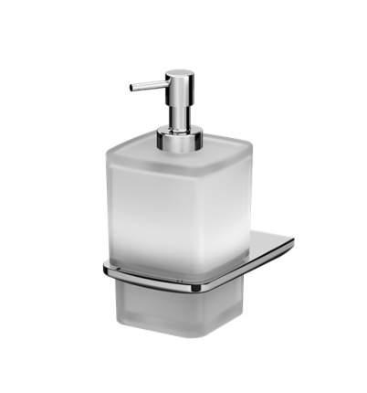 Стеклянный диспенсер для жидкого мыла с настенным держателем Inspire 2.0, A50A36900