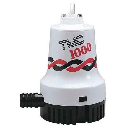 Помпа трюмная TMC 1000GPH 63л/мин 12В (03304_12)