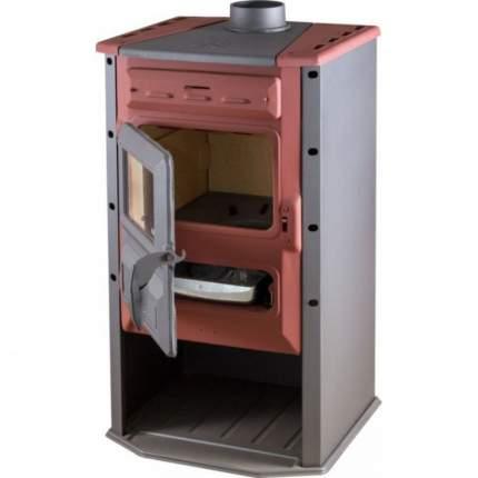 Печь-камин Tim sistem Magic Stove коричневый пристенный
