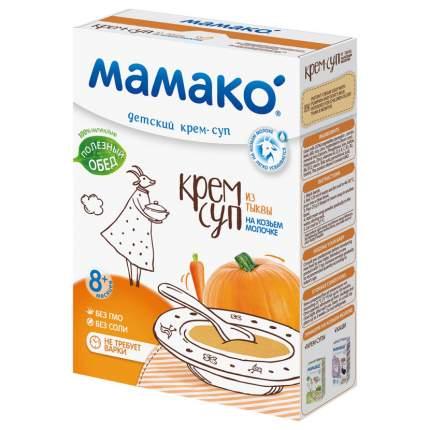 Суп Мамако Овощной из тыквы на козьем молоке с 8 мес. 150 г