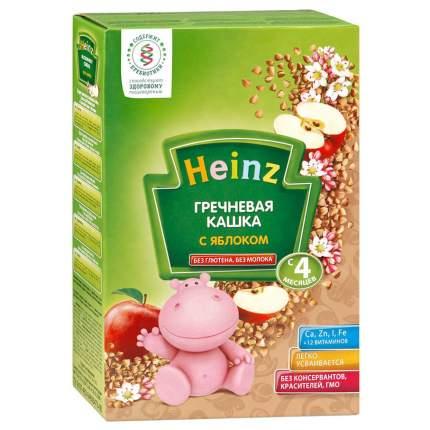 Каша безмолочная Heinz Гречневая с яблоком с 4 мес. 200 г