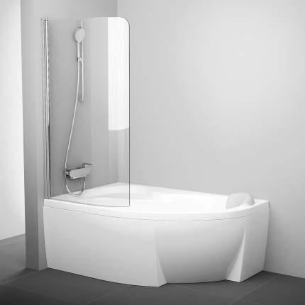 """Сточный комплект для ванны с переливом """"Хром"""" 570 мм, X01305"""