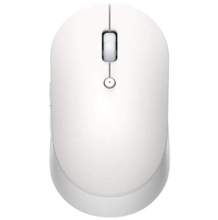 Беспроводная мышь Xiaomi Mi Dual Mode Wireless Mouse Silent Edition White