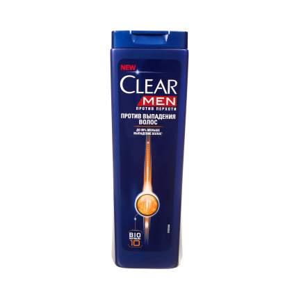 Шампунь Clear Men против перхоти против выпадения волос 400 мл