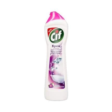 Универсальное чистящее средство Cif aroma лиловая свежесть нежный жасмин и фиалка 500 мл