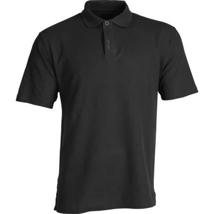 Поло Сплав рубашка, черный, 44-46 RU