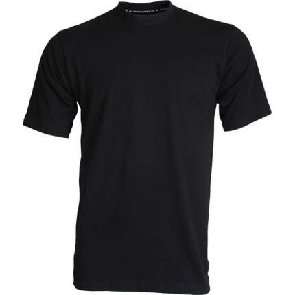 Футболка Сплав мужская, черный, 44 RU