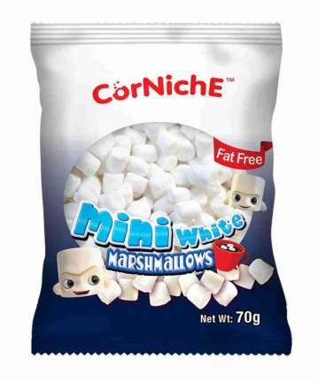 Зефир Corniche мини маршмеллоу mini white 70 г