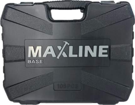 Набор инструментов MAXLine 108 предметов 11005