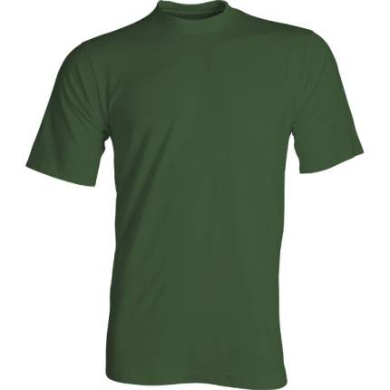 Футболка Сплав мужская, зеленый, 44 RU